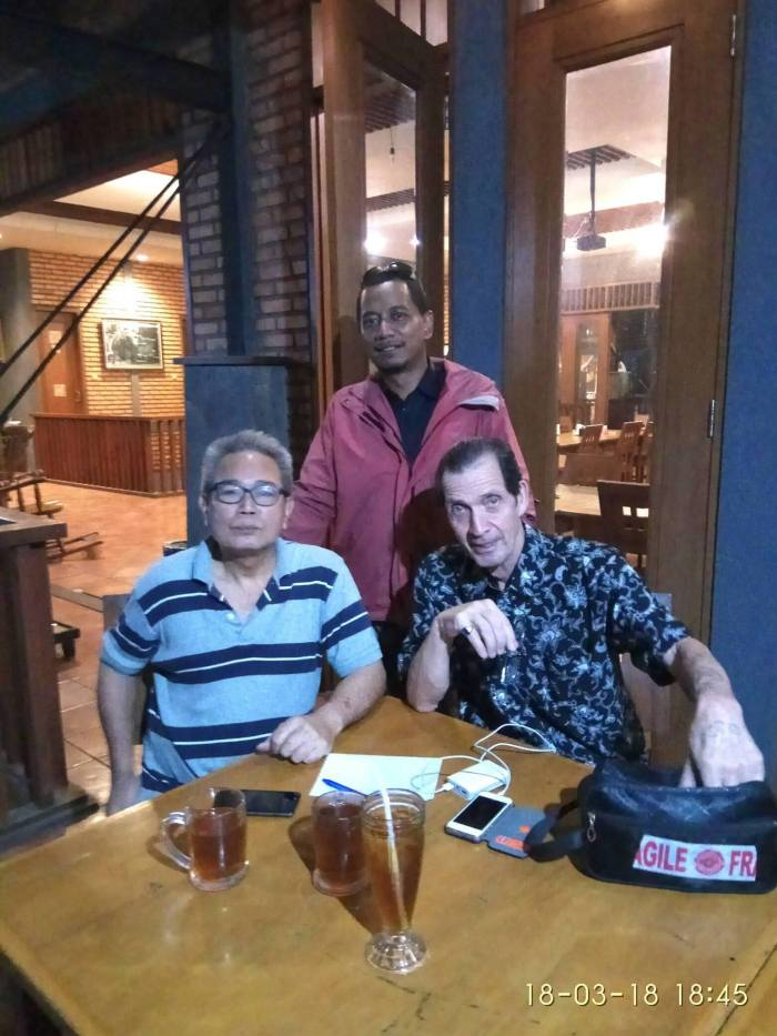 Bogor met Bayu